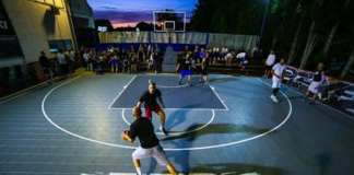 Basket 3x3 - 3x3 Street league - Bulut court