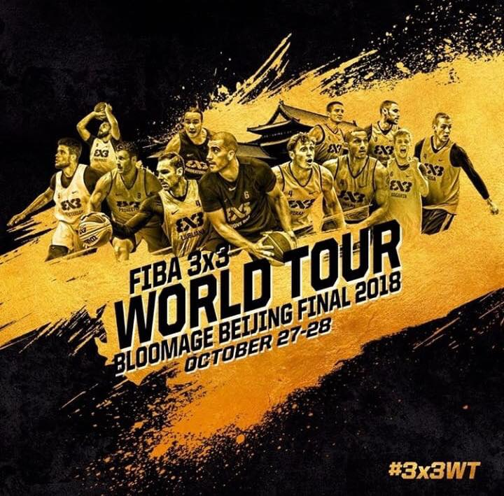 3x3 World Tour Beijing 2018